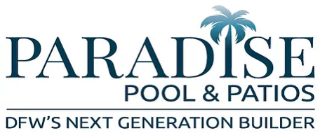 Paradise Pool and Patios DFW Logo